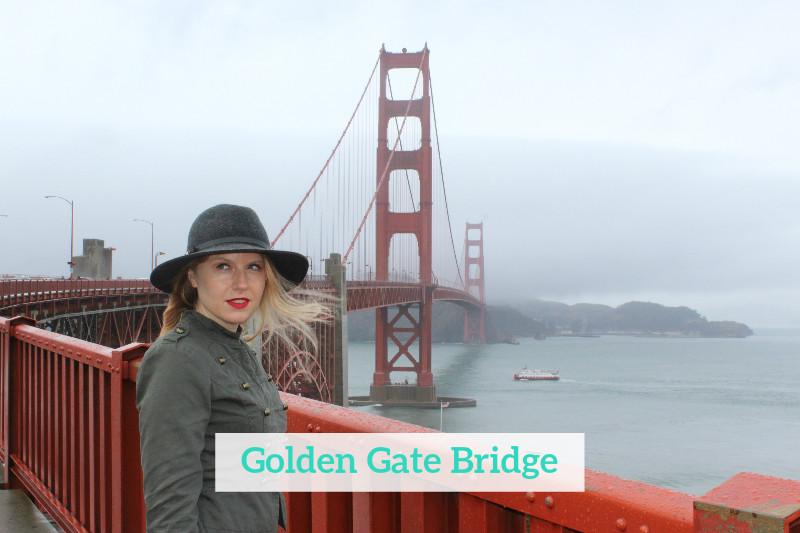 Gennifer Rose - Golden Gate Bridge