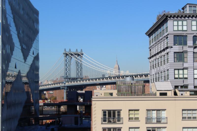 Gennifer Rose - Brooklyn Bridge