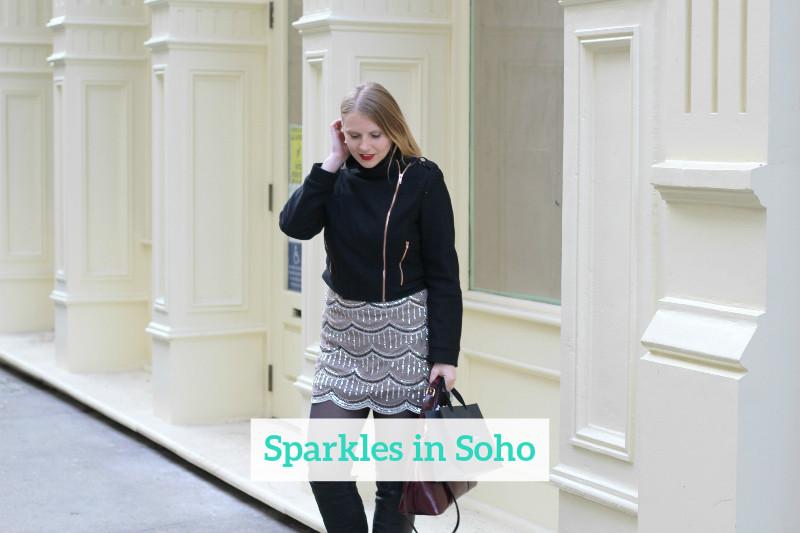 Gennifer Rose - Sparkles in Soho