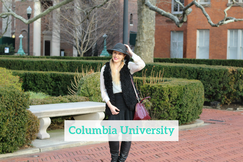 Gennifer Rose - Columbia University