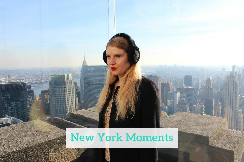 Gennifer Rose - New York Moments