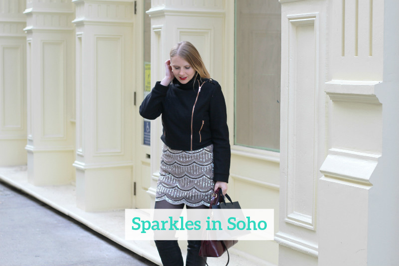 Gennifer Rose - Sparkles in Soho
