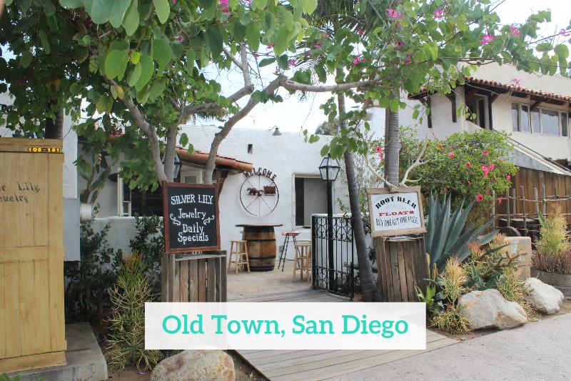 Gennifer Rose - Old Town, San Diego