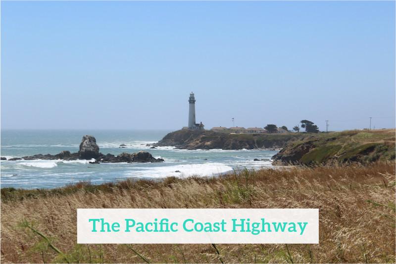 Gennifer Rose - Pacific Coast Highway