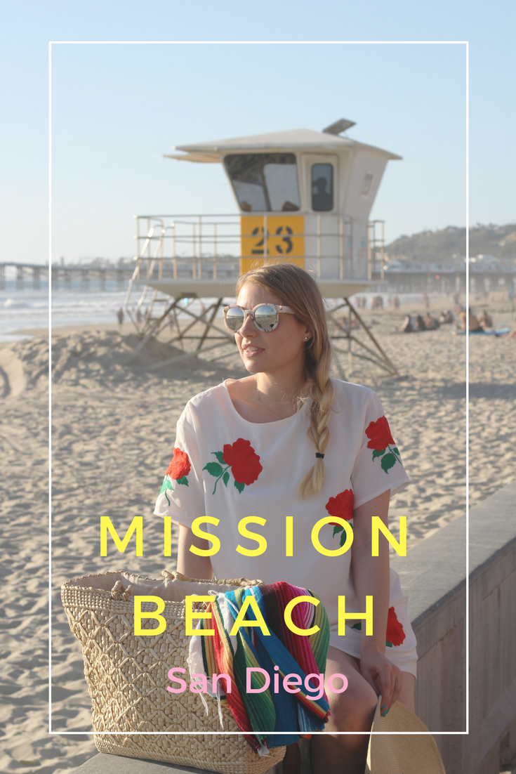 Gennifer Rose - San Diego Mission Beach