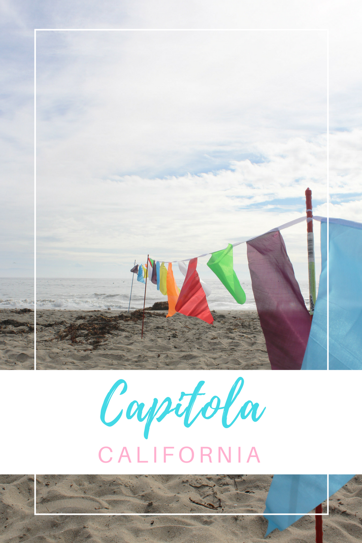Capitola + Top 10 California Seaside Spots