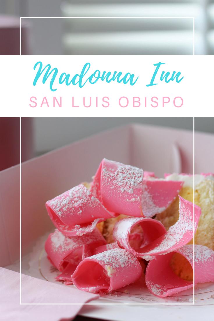 Gennifer Rose - Travel Guide to the Madonna Inn in San Luis Obispo