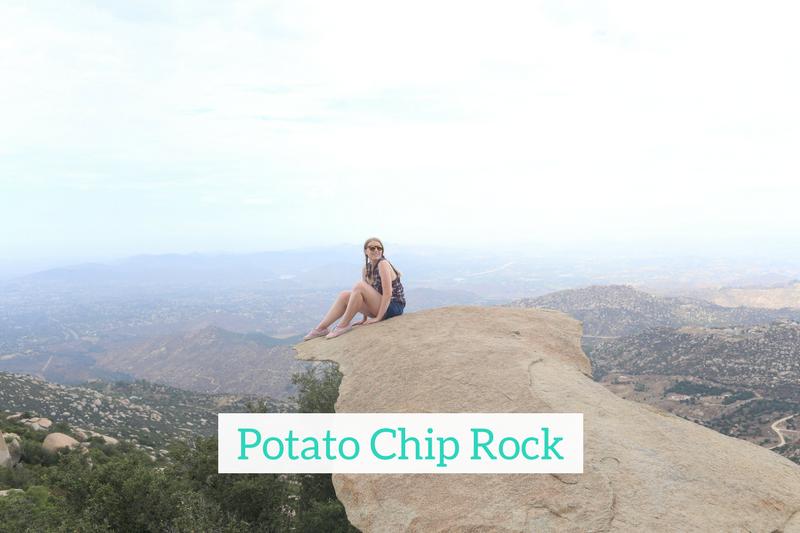 Gennifer Rose - Potato Chip Rock