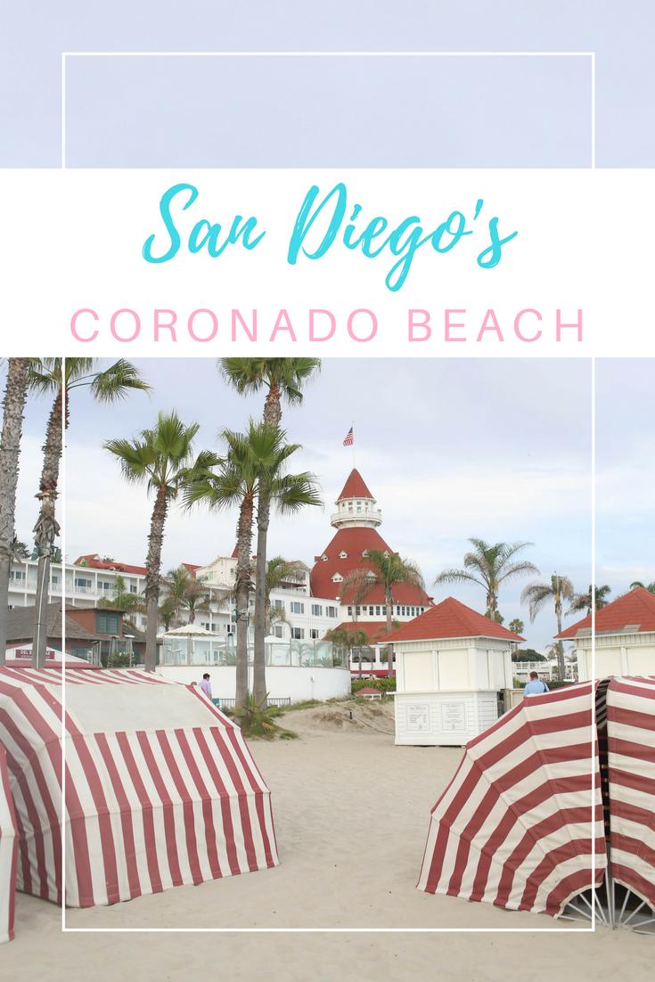 Gennifer Rose - Coronado Beach + Top 10 San Diego Beaches