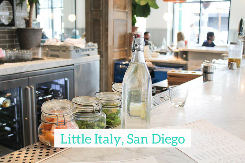 Gennifer Rose - Little Italy, San Diego