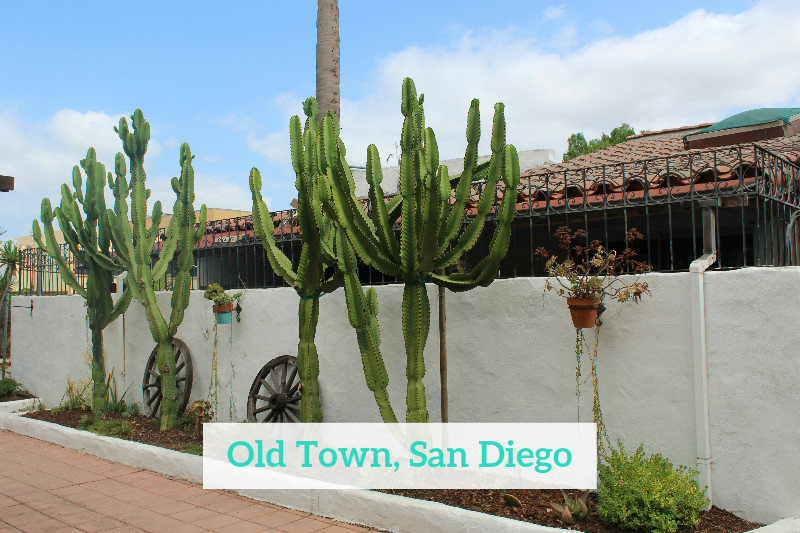 Gennifer Rose - Old Town, San Diego