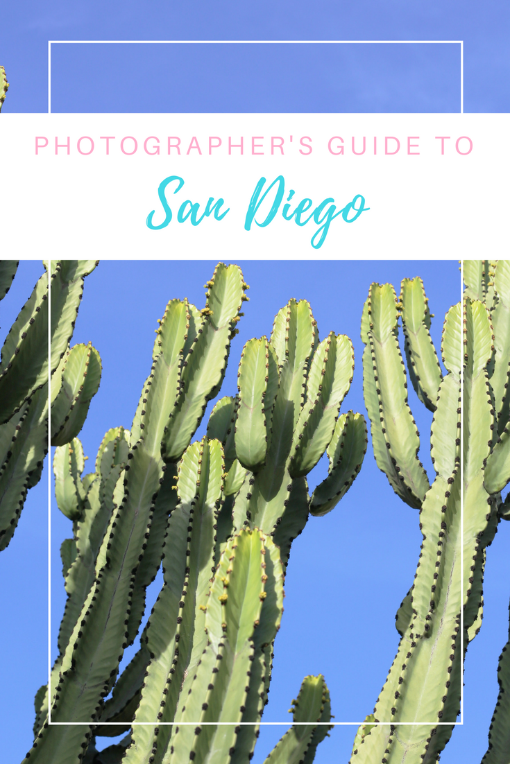 Gennifer Rose - Photographer's Guide to San Diego