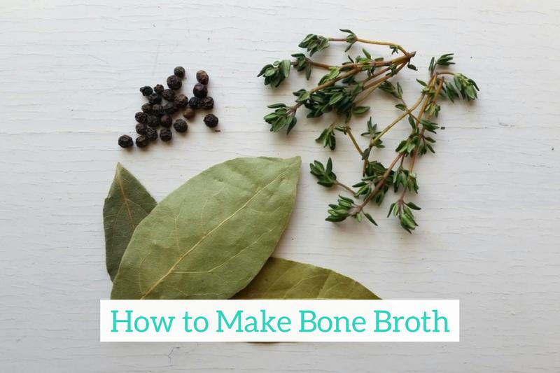 Gennifer Rose - How to Make Bone Broth