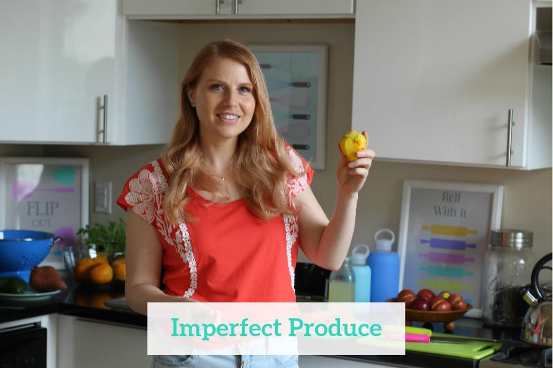 Gennifer Rose - Imperfect Produce