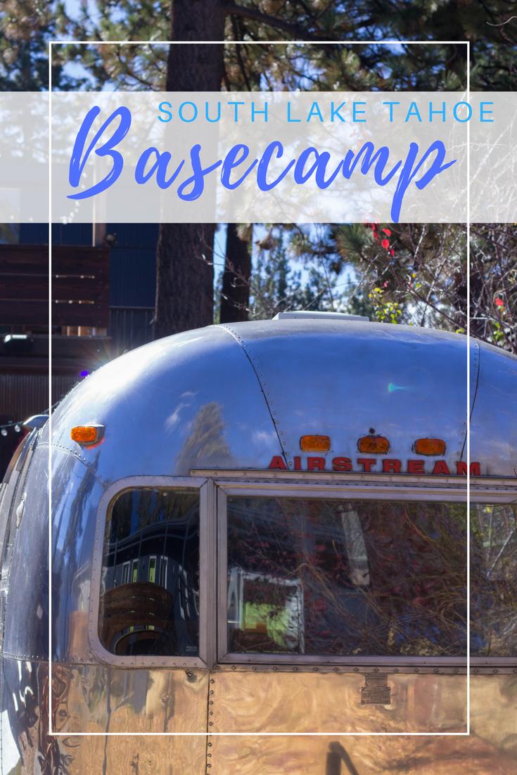 Gennifer Rose - Hotel Review: Basecamp in Tahoe, Ca