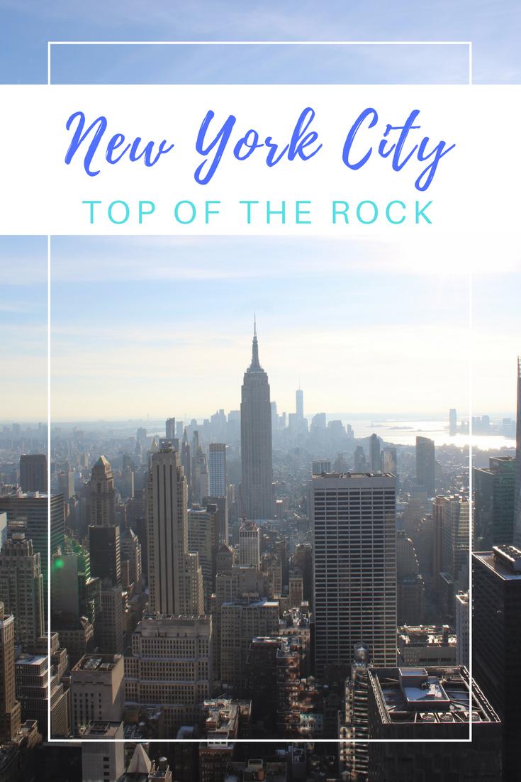 Gennifer Rose - New York City's Top of the Rock