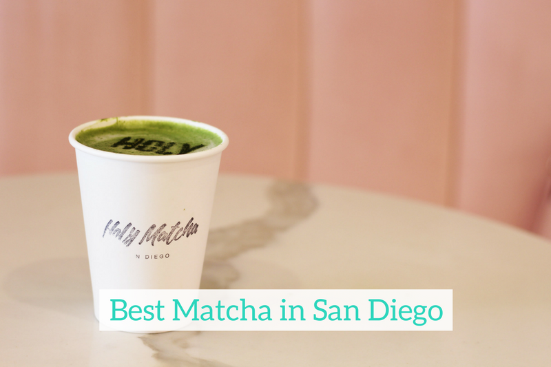 Gennifer Rose - Best Matcha in San Diego