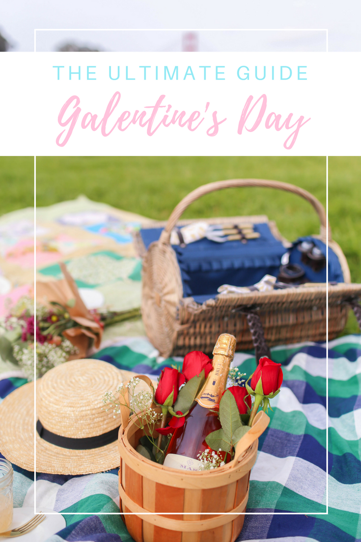 Gennifer Rose - The Ultimate Guide to Galentine's Day