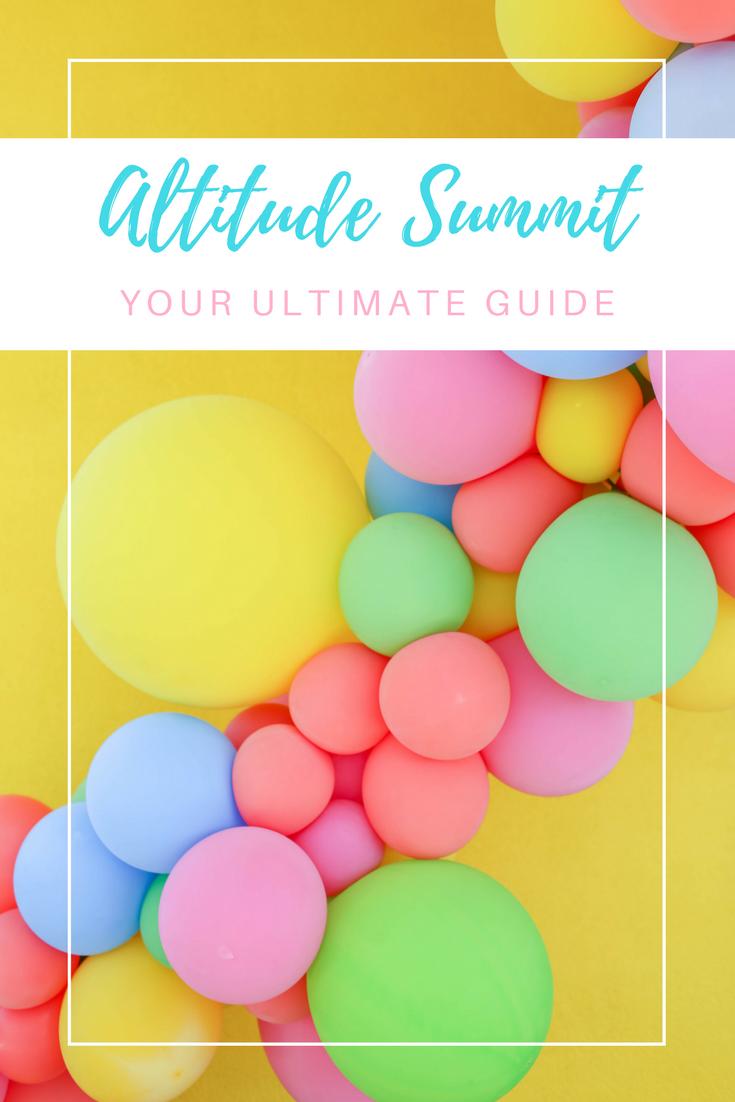 Gennifer Rose - Top 10 Pro Tips to Conquer Alt Summit
