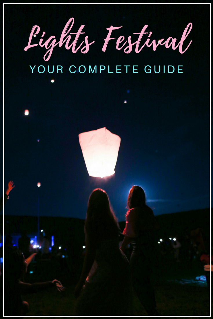 Gennifer Rose - Your Complete Guide to the Lights Festival
