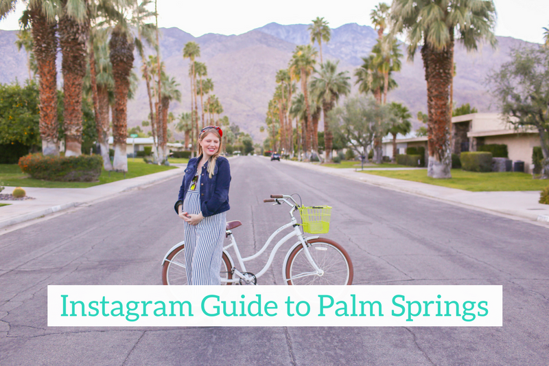 Gennifer Rose - The Instagram Guide to Palm Springs