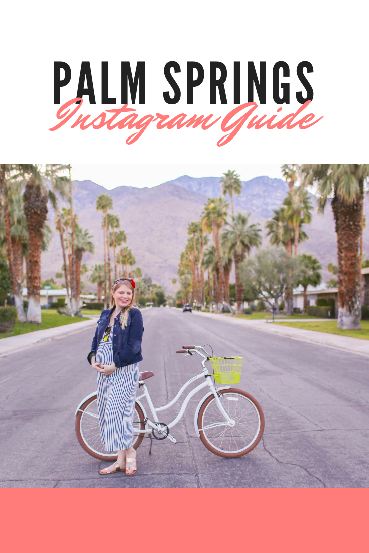 The Instagram Guide to Palm Springs