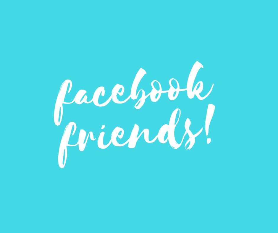 Gennifer Rose - Facebook Friends