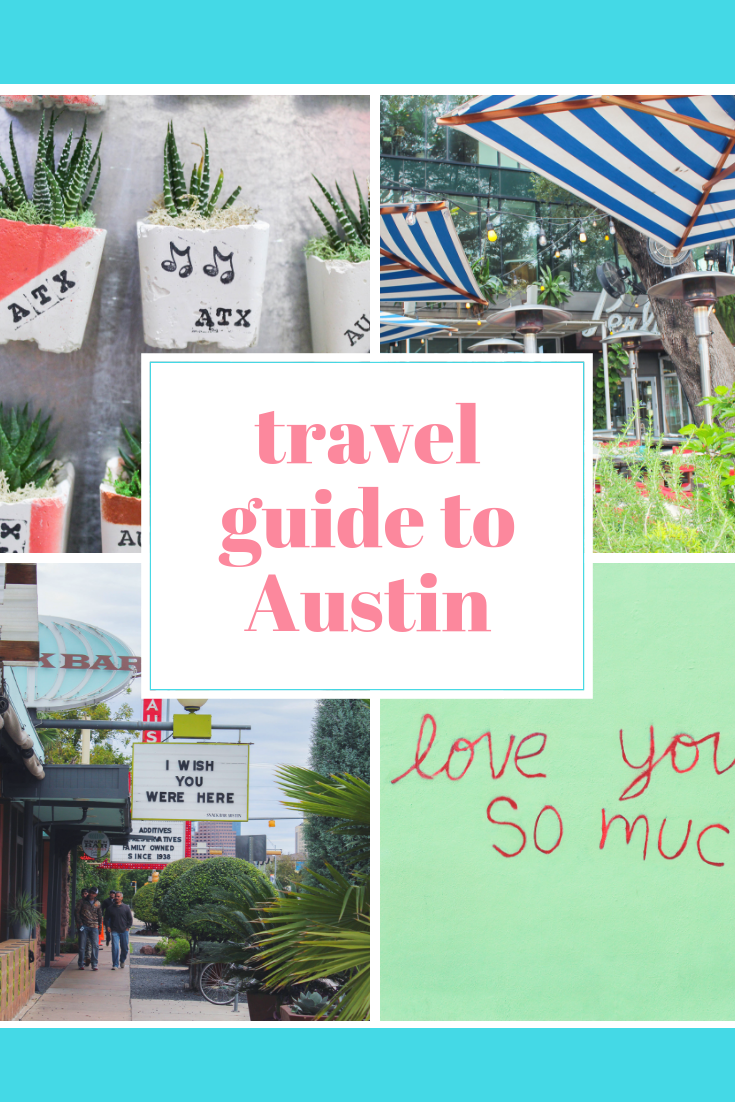Travel Guide to Austin