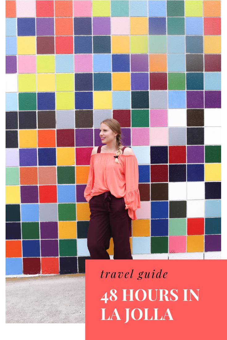 Travel Guide: 48 Hours in La Jolla