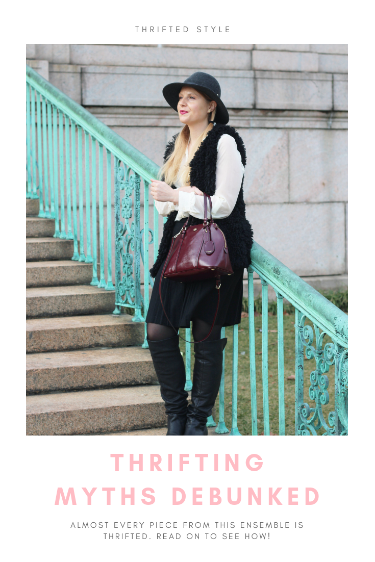 Thrifting Myths Debunked