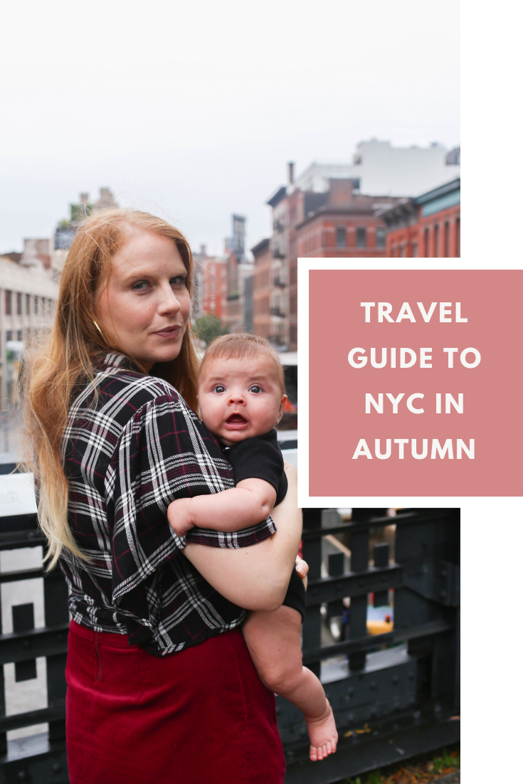 The New York City Autumn Bucket List