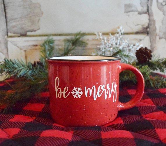 Christmas Campfire Mug By Lola & Company