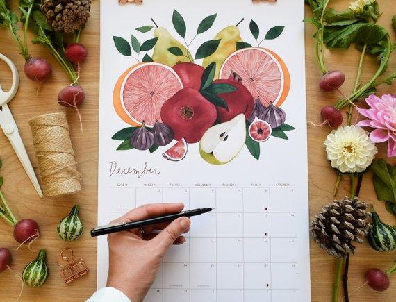 Shop Etsy Calendars