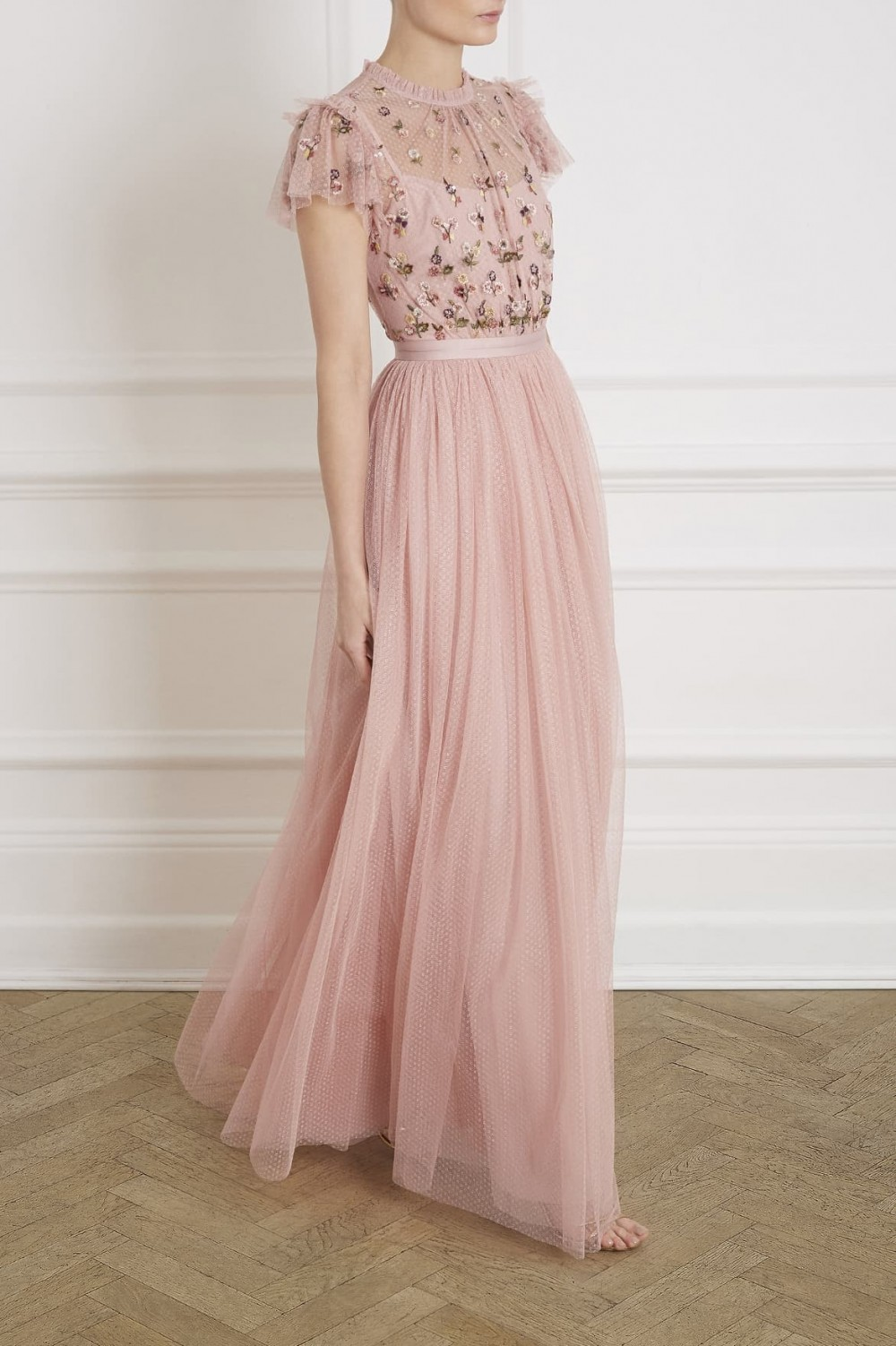 Rococo Bodice Gown by Needle and Thread