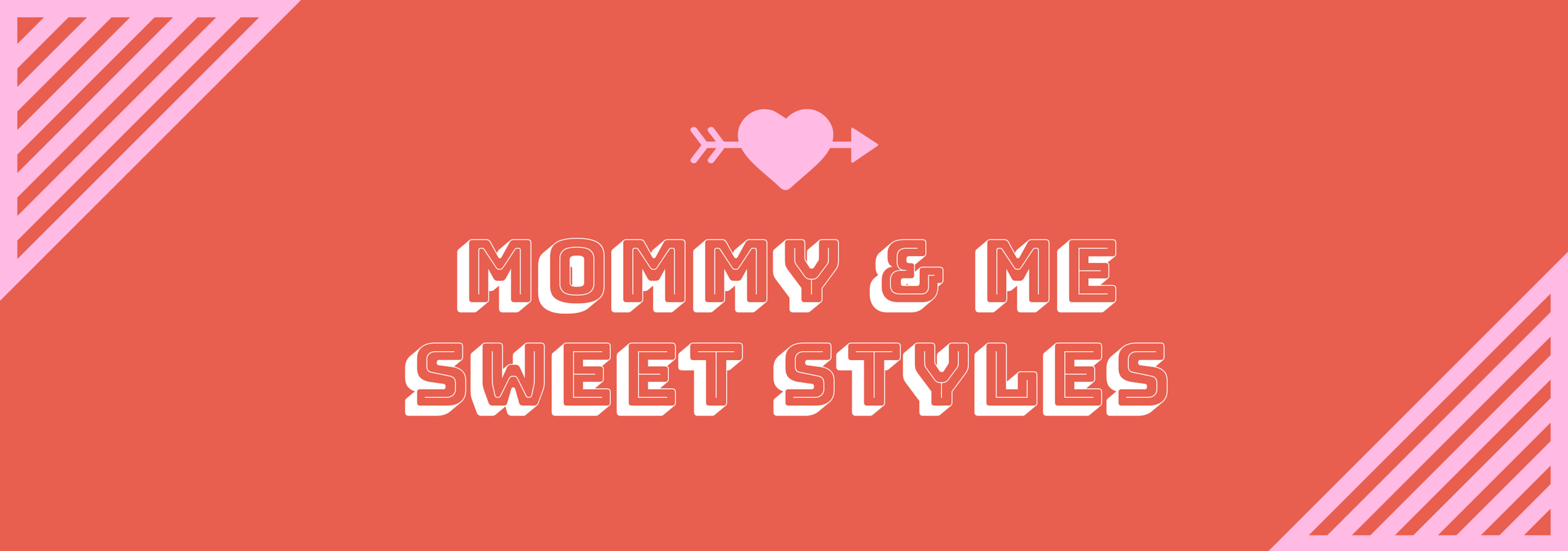Gennifer Rose - Mommy and Me Valentine's Day Style