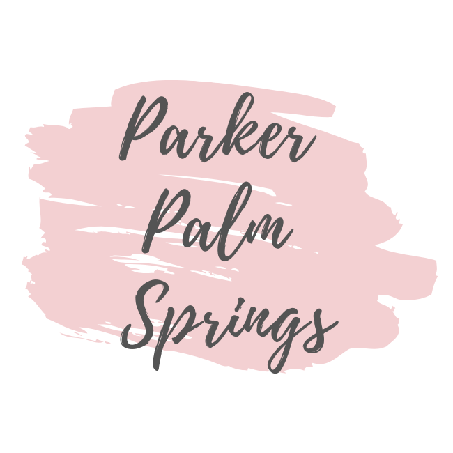 Check out The Parker in Palm Springs!