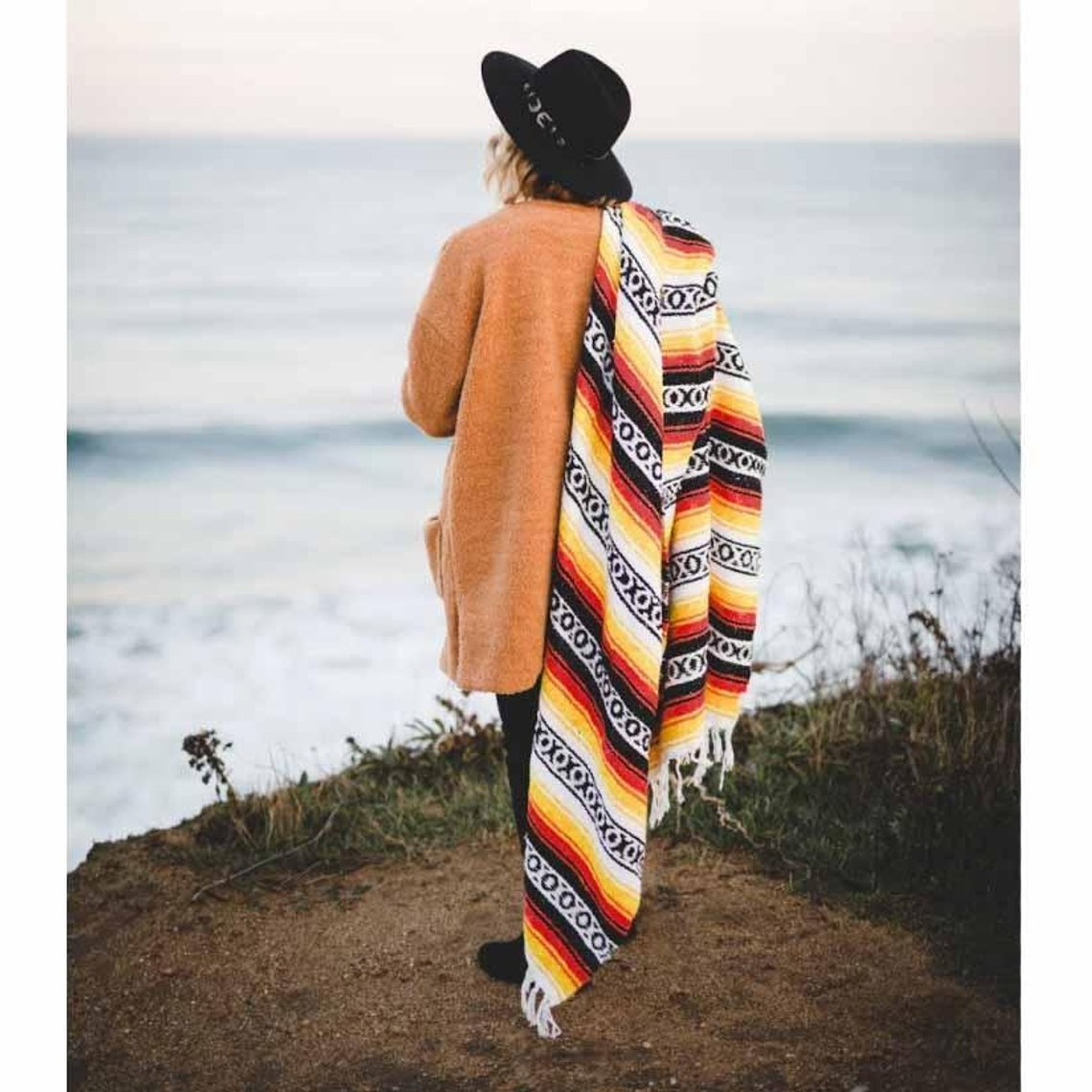 Mexican Falsa Blankets By WestPath