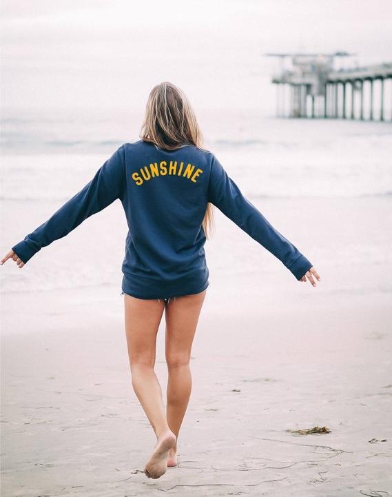 Cozy Sunshine Sweater By ArimaDesigns
