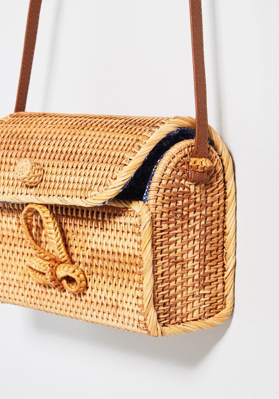 Flawless Fun Crossbody Bag By ModCloth