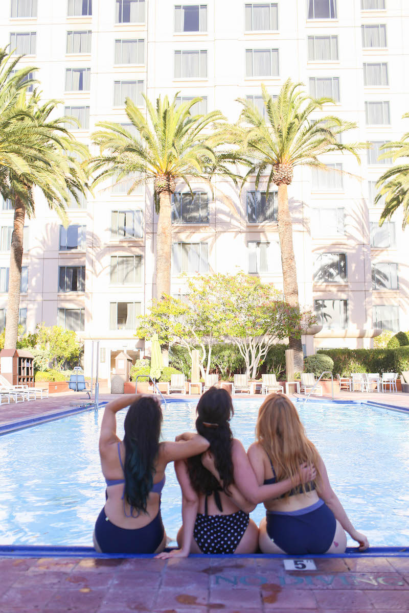 Top 10 San Jose Spots to Hang with Your Girl Gang