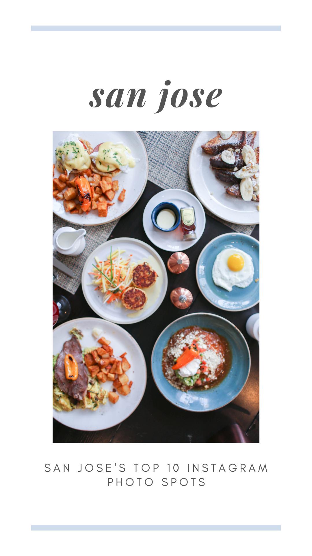 Top 10 Instagram Photo Spots in San Jose