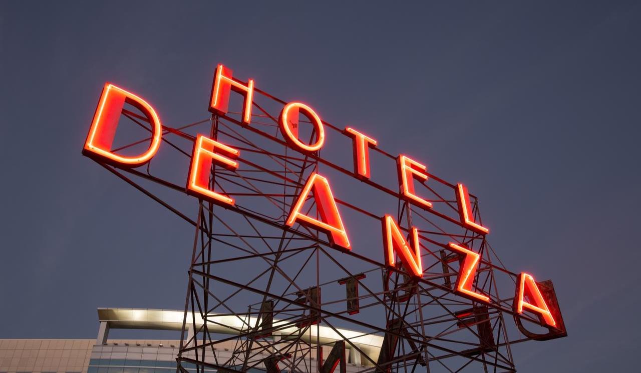 The Hotel De Anza -