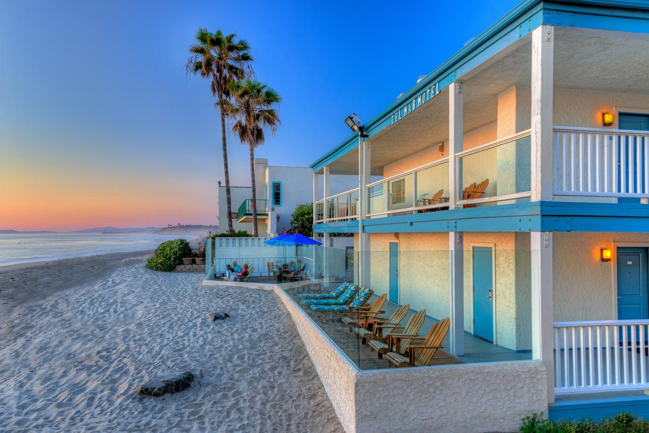 Del Mar Motel On The Beach -