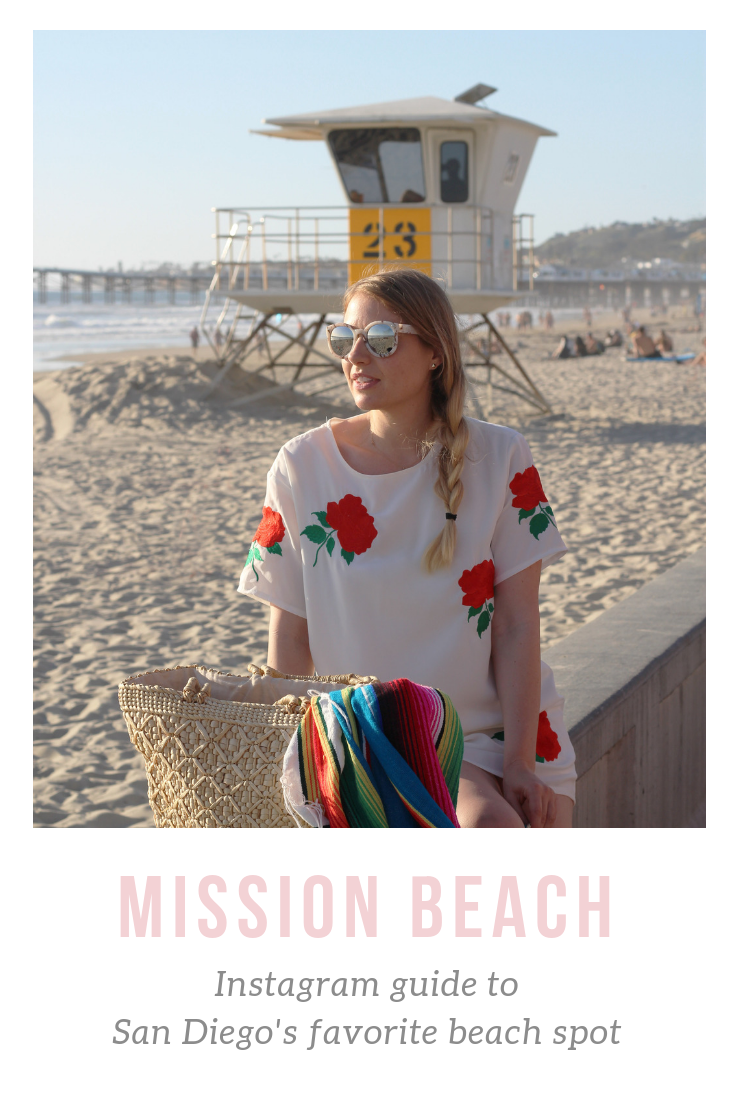 Instagram Guide to Mission Beach, San Diego