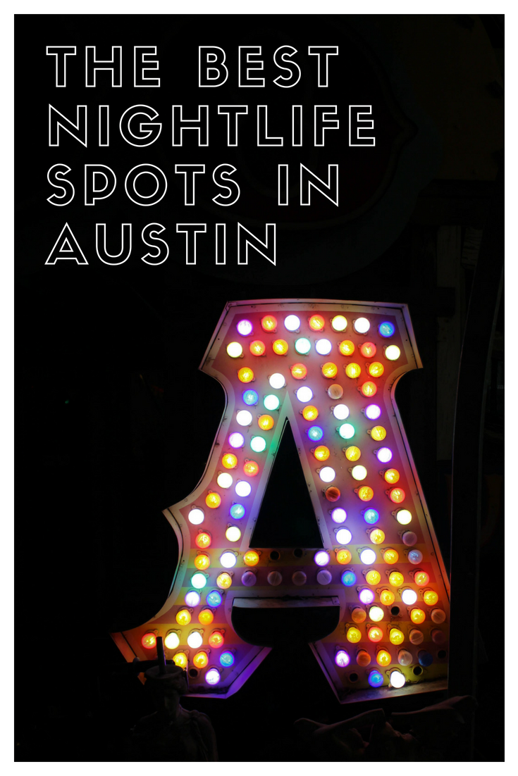 The Perfectly Weird Night in Austin
