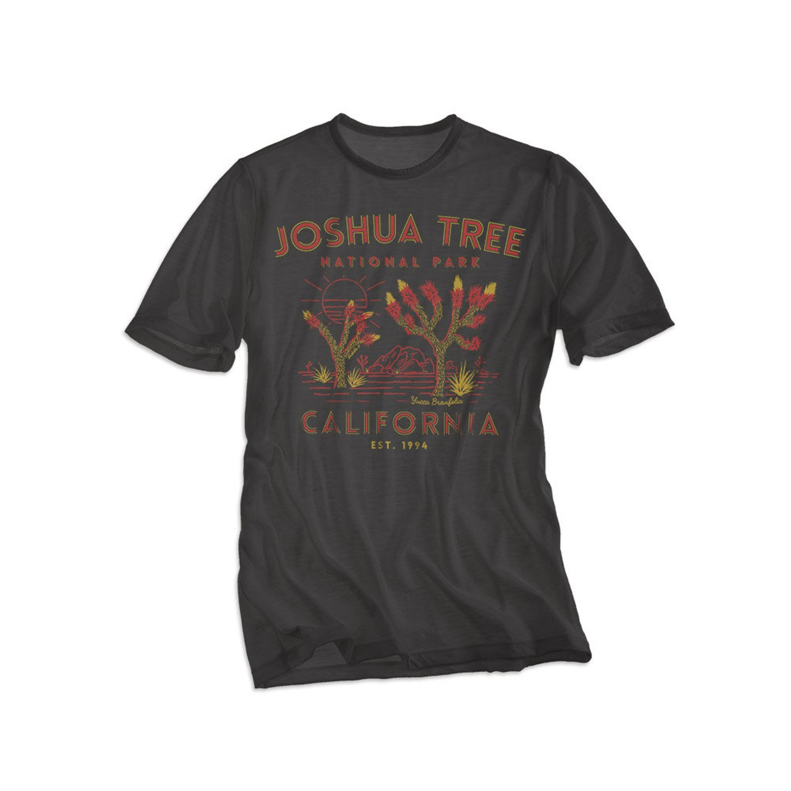 Joshua Tree National Park Shirt By Habilis Supply Co