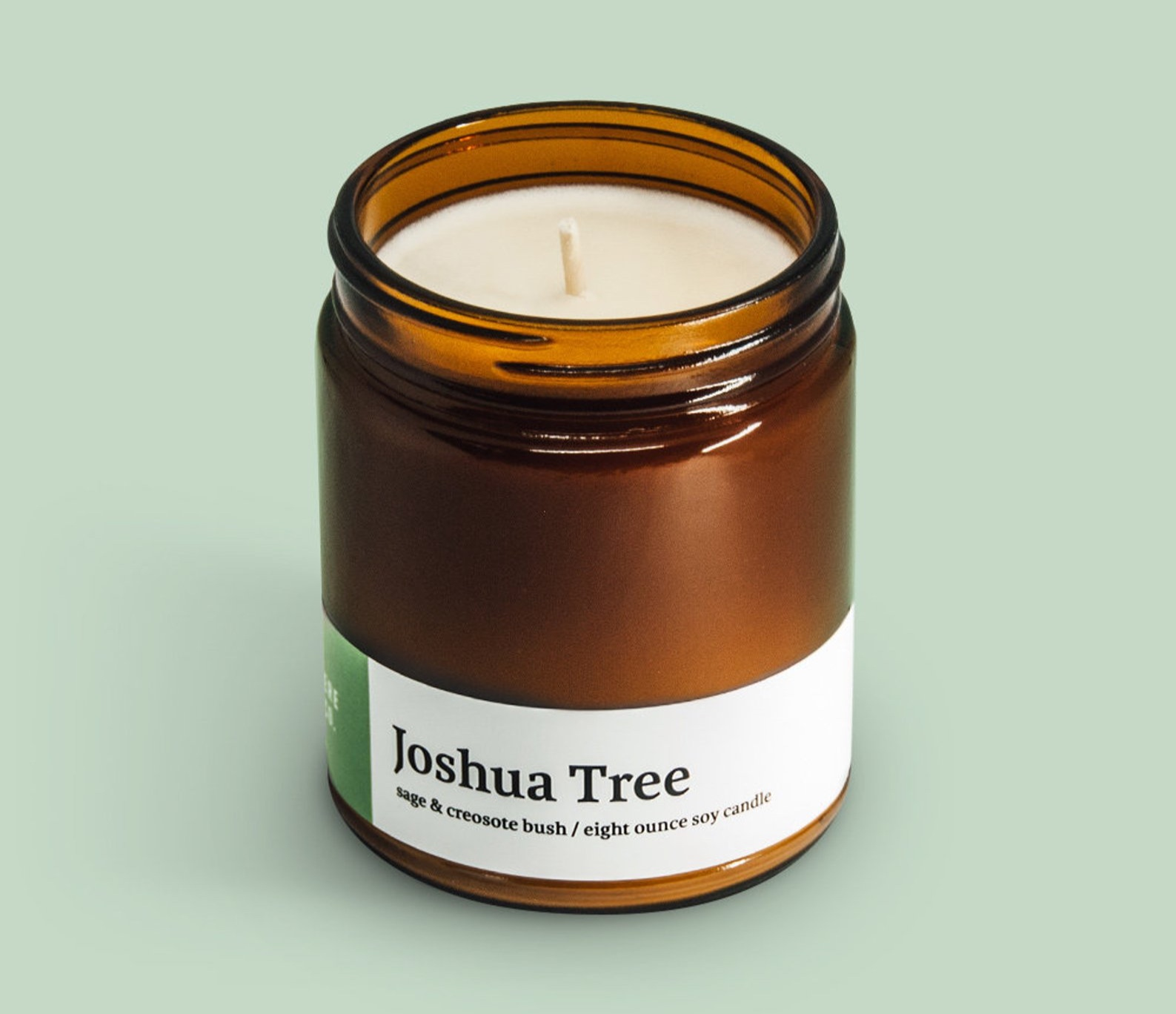 Joshua Tree National Park Soy Candle By Elsewhere Candle Co
