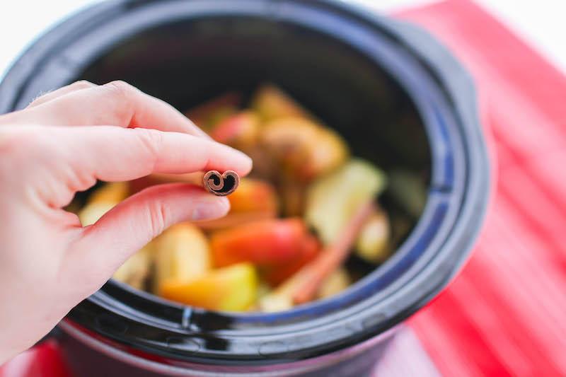 The October Bucket List + Easy Recipe for Homemade Spiced Apple Cider