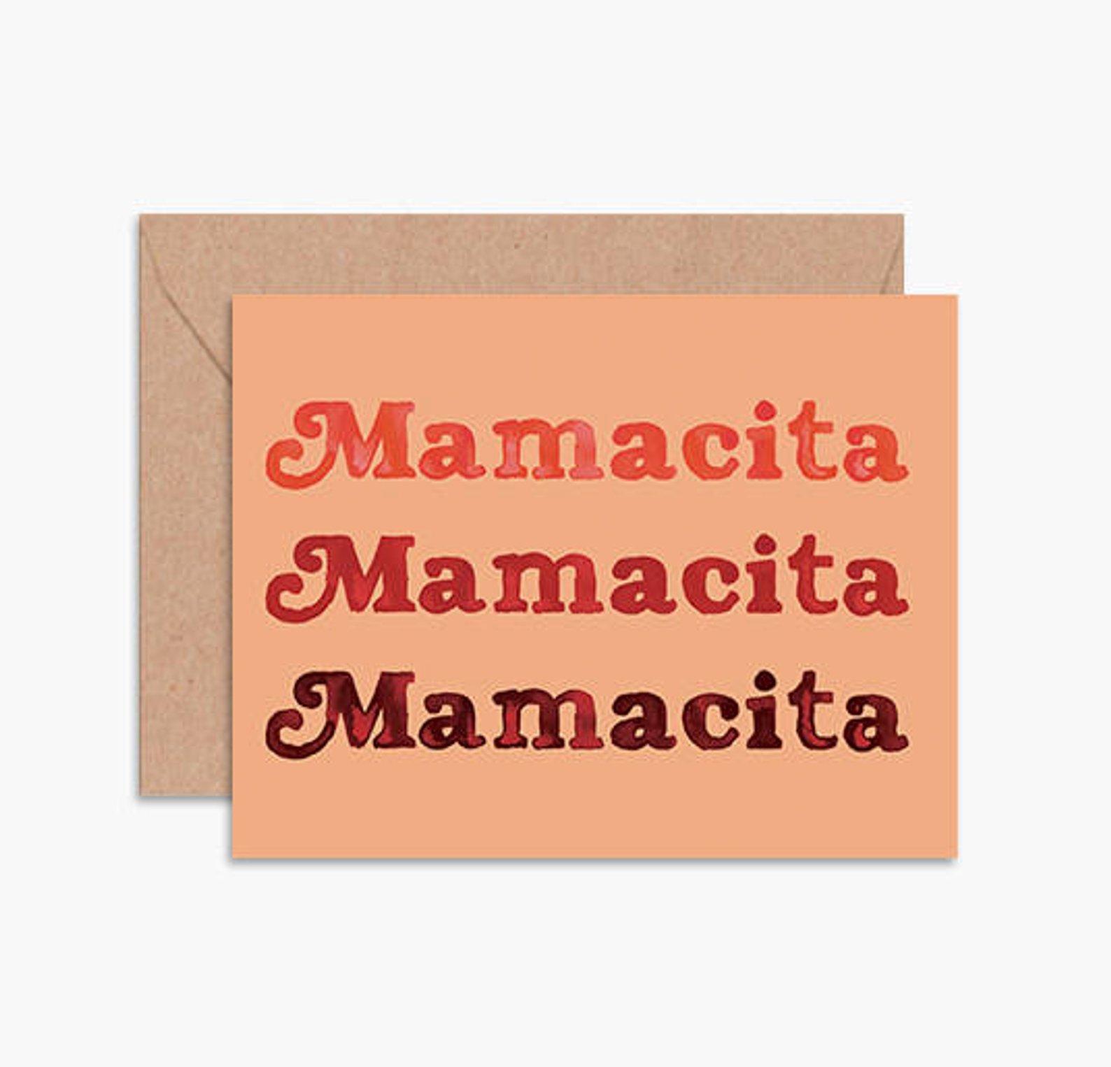 Mamacita Card By Day Dream Prints