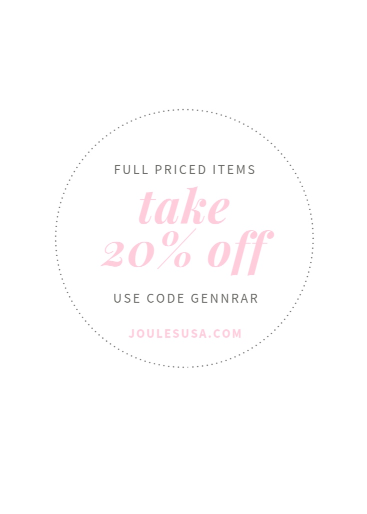 Click to begin shopping Joules!